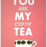 You are my cup of tea – concurs (cu premii) d'Oro Tea