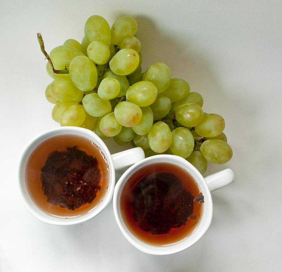 Fotografii de Ioana, ceai de d'Oro Tea.