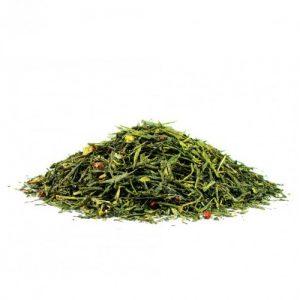 ceai verde ginseng cu catina de la d'Oro Tea