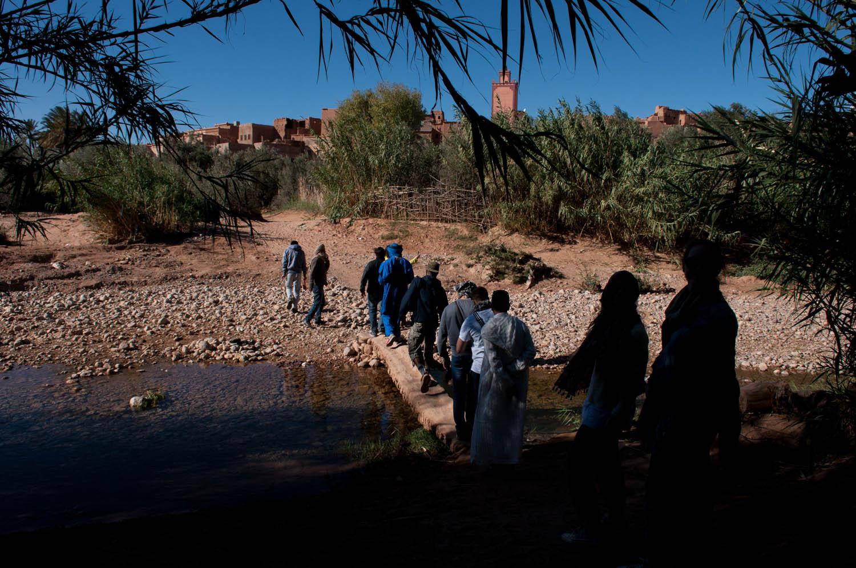 maroc tinghir oaza
