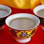 Reteta: Ceai tibetan cu unt