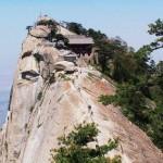 Ceai si adrenalina pe muntele Hua Shan
