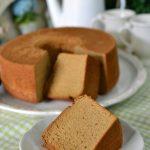 Reteta: Pandispan pufos cu ceai negru Earl Grey