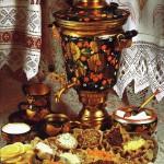 Tradiţia ceaiului rusesc