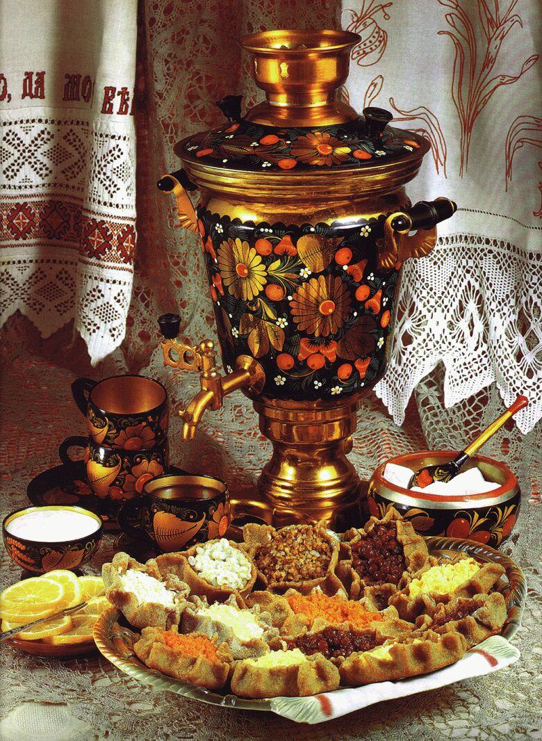 samovar ceai