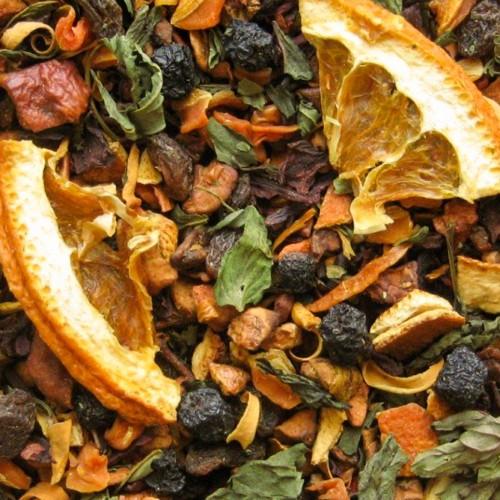 ceai-fructe-aronia-menta