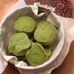 Go green: Fursecuri crocante cu matcha