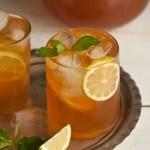 Istoria ceaiului cu gheață
