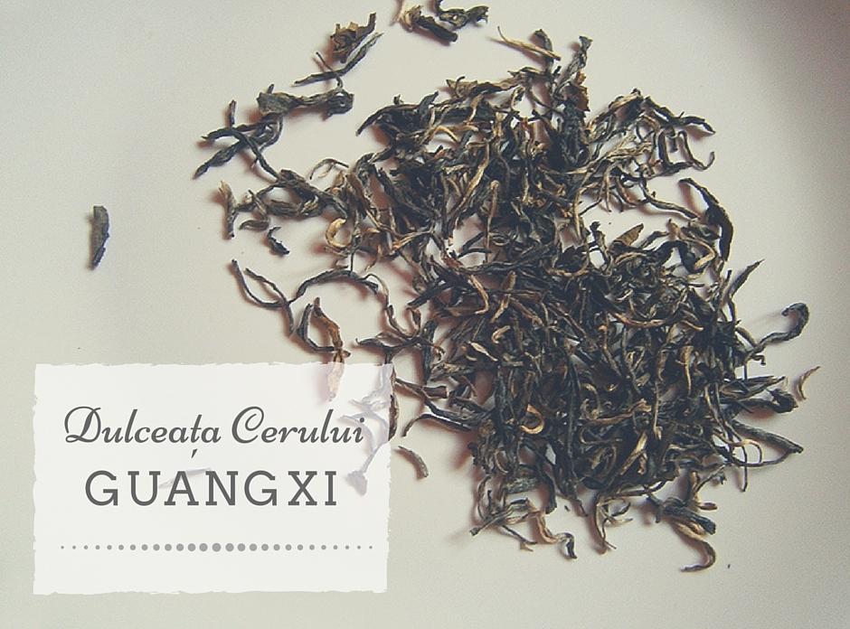 Un ceai alb de excepție: Dulceața Cerului Guangxi   dorotearo