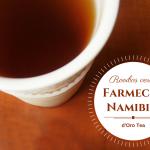 Farmecul Namibiei, un ceai ca o călătorie în Africa
