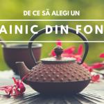 De ce să alegi un ceainic din fontă