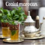 Ceaiul marocan, o tradiție dulce-mentolată