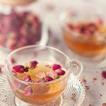 Ceaiul și trandafirii – o poveste de iubire