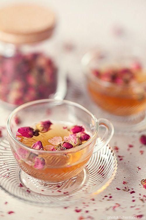 ceai de trandafiri