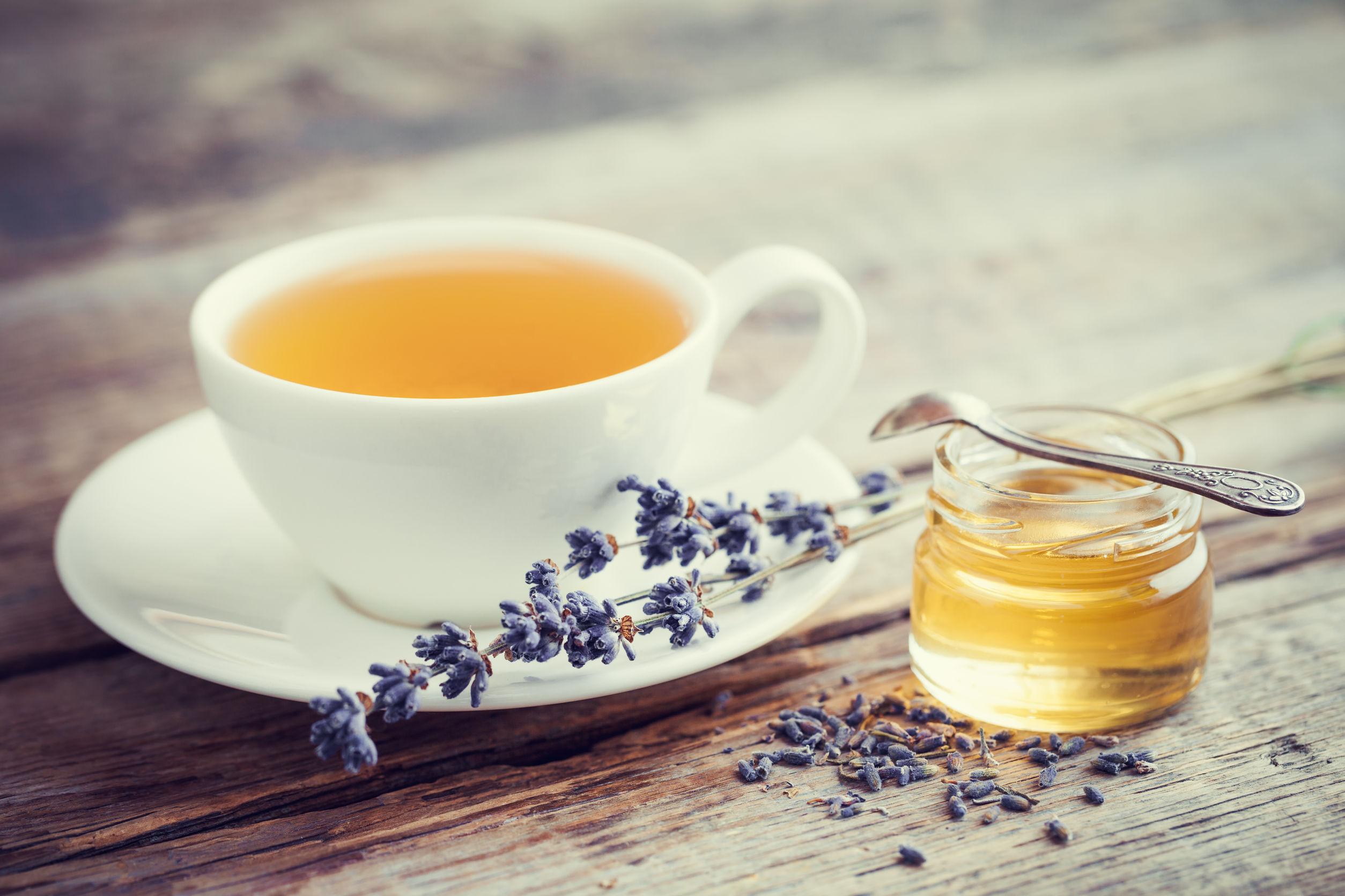 O cană de liniște: ceaiul de lavandă   despre ceai