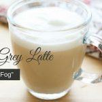 Ceai cu spumă de lapte: Earl Grey Latte (London Fog)