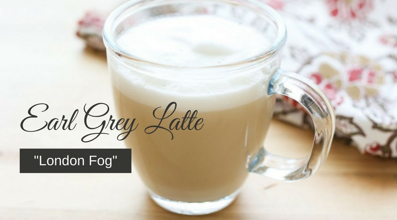 Earl Grey Latte london fog