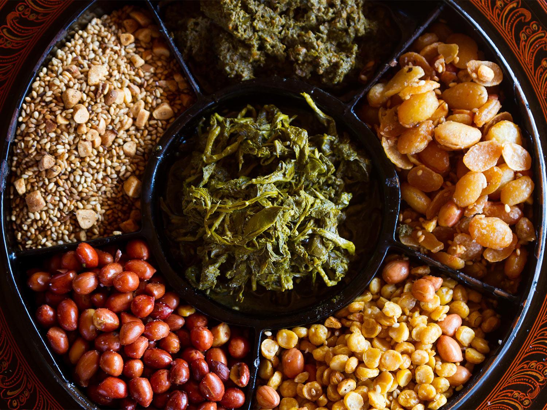 Salata de ceai, o delicatesă birmaneză   retete ceai inspiratie