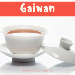 Gaiwan – ce este și cum se folosește