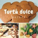 Aroma Crăciunului: turtă dulce pentru ceai