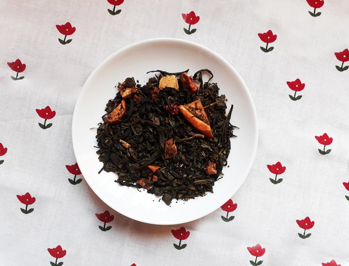 gradina dragonului ceai