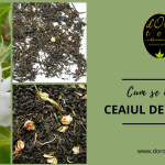 Cum se obține ceaiul de iasomie