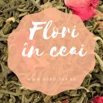 Flori în ceai