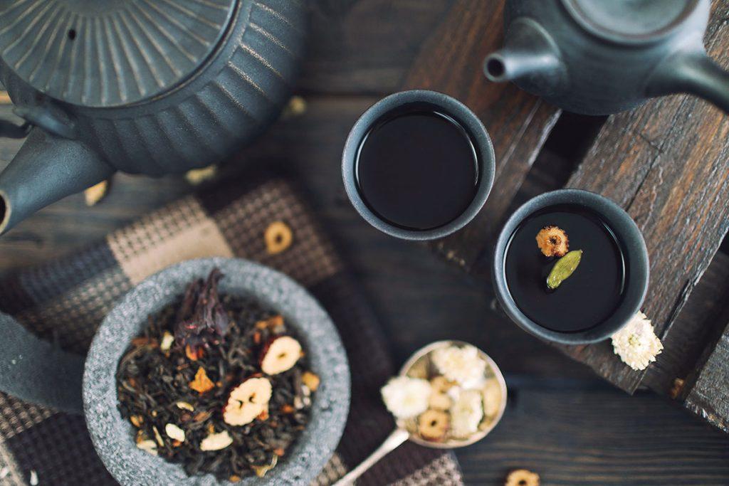 ceai negru