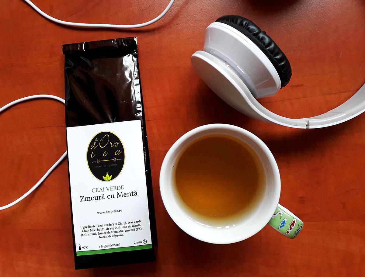 este delicat ceai eficient