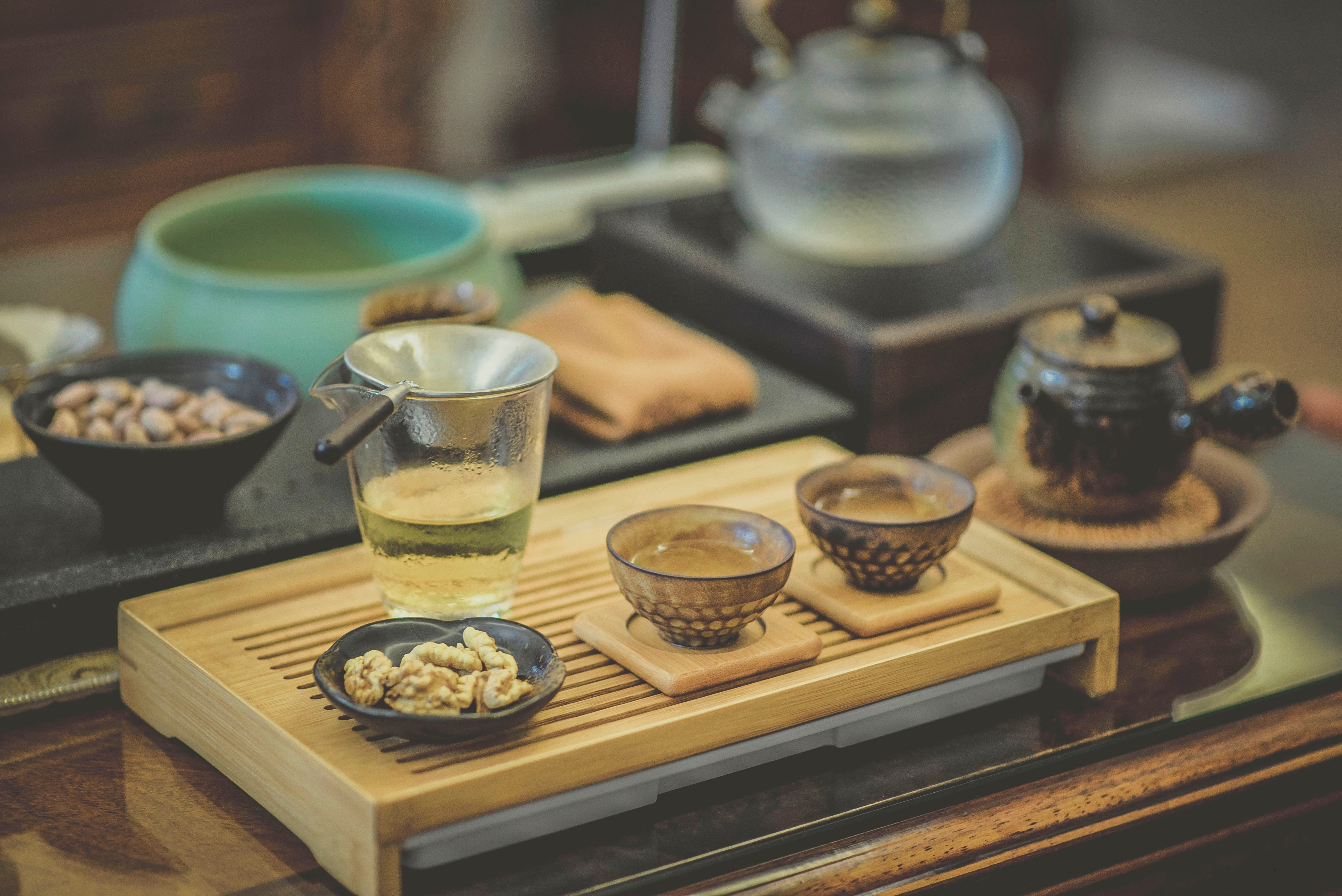recipiente ceremonia ceaiului