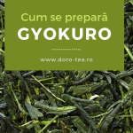Cum se prepară ceaiul Gyokuro