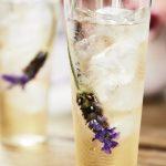 Ceai rece Earl Grey cu lavandă