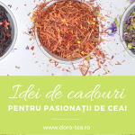 Idei de cadouri de Crăciun pentru pasionații de ceai