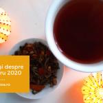 Rezoluții cu și despre ceaiuri pentru 2020