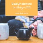 Ceaiuri romantice pentru îndrăgostiți