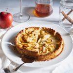 Rețetă: Prăjitură cu mere și scorțișoară