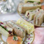 Gustări pentru ceai: Cele mai bune sandvișuri englezești