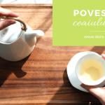 Povestea ceaiului alb