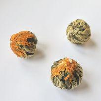 Blooming Tea cu Gălbenele și Piersică