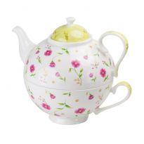 """Set tea4one """"Flora"""" 650ml"""