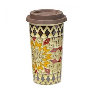 Cana tea to go cu capac de silicon - Omsk