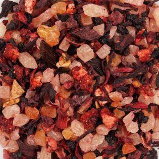 Ceai fructe Capsune Guava