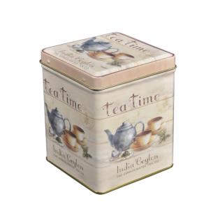 Cutie Tea Time patrata 100g