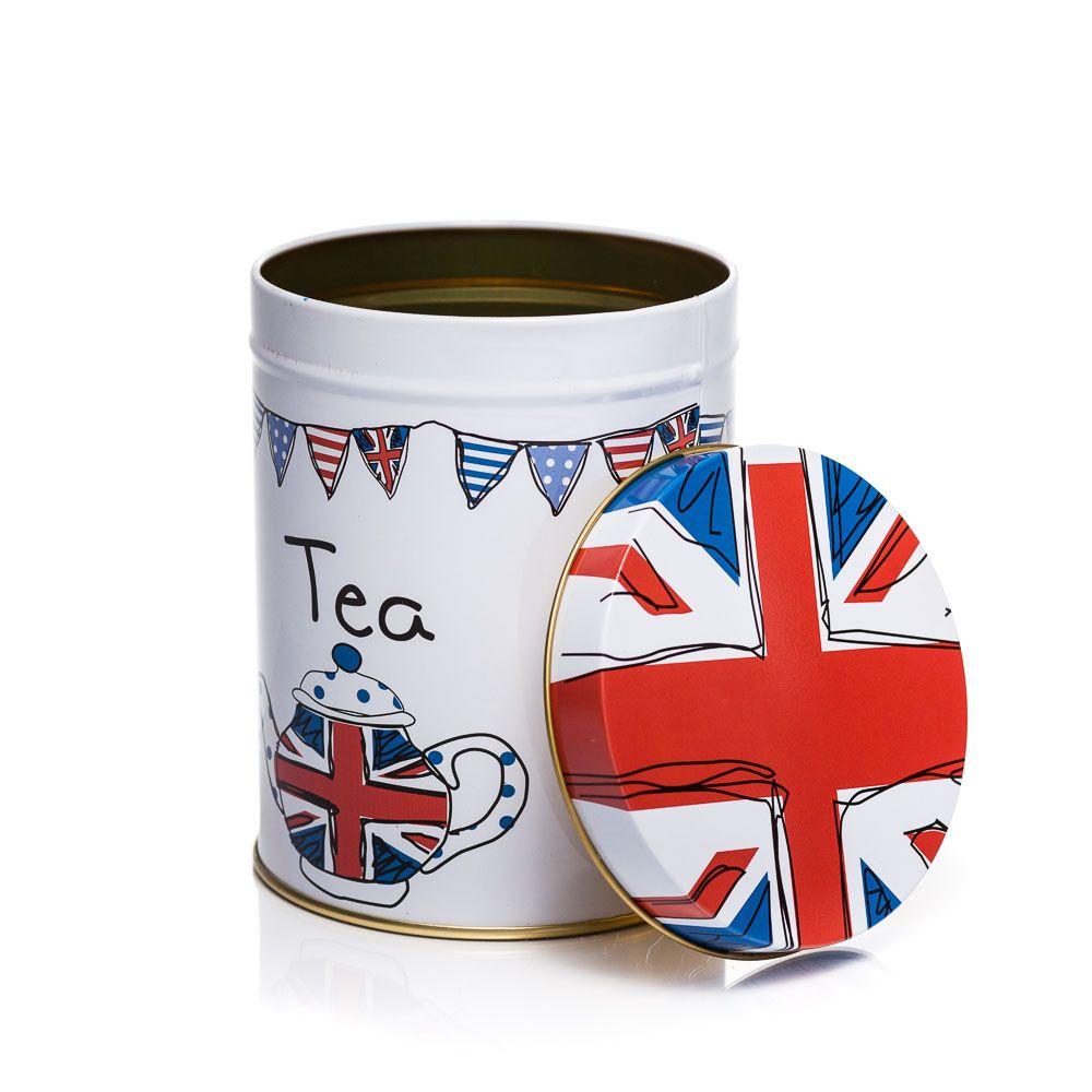 "Cutie ceai ""British Tea"""