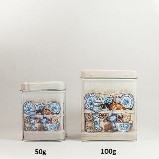 Cutie ceai Cat Lover 50g