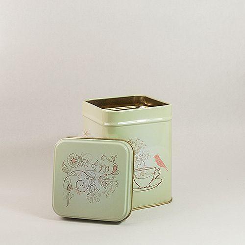 Cutie ceai Tea Bird 100g