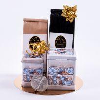 Set cadou: cutii Cat Lover cu ceaiuri si infuzor