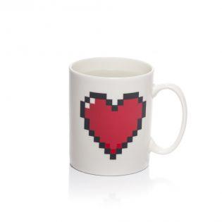 Cana termosensibila - Heart