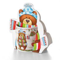 """Cană """"Noel"""" 320ml în ambalaj cadou"""