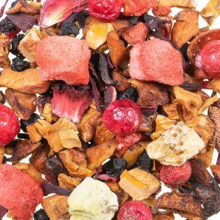 Ceai fructe Rosu Aprins